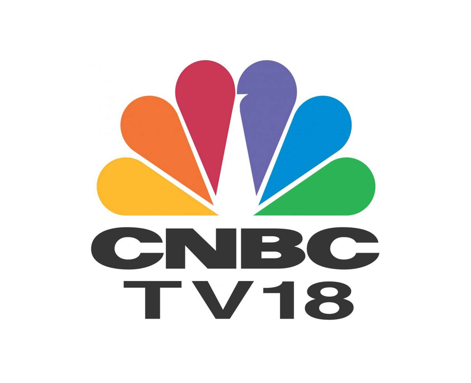 CNBC TV-18 Logo